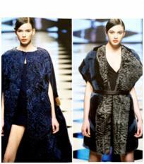 Swakara- One Kind of Popular Fur Fabric in Seetex