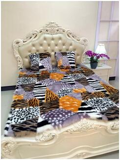 Faux Fur Textile Fabrics Design Technology