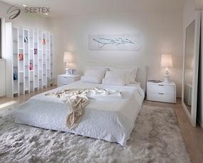How to dress up your bedroom?