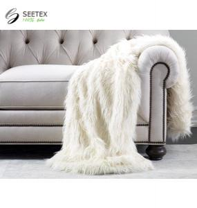 Dress beds to impress with Faux Fur Throws