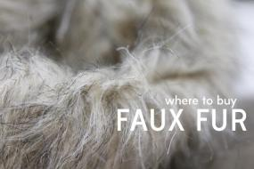 How do you learn faux fur fabric?(2)