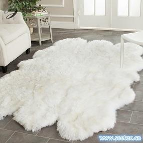Learn more about faux fur rugs