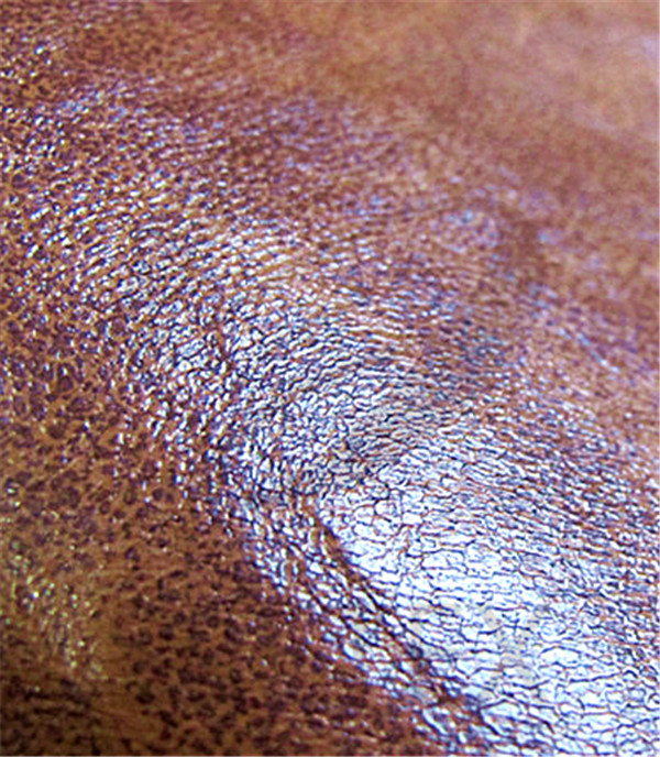 Brown Pu Leather Bonded
