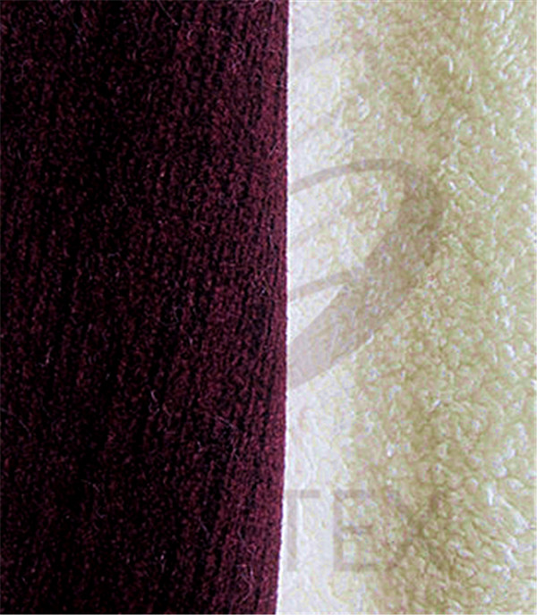 Fleece Bonded Sherpa Fabric