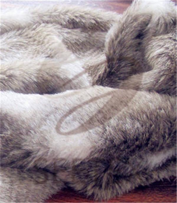 Beavered Faux Fur