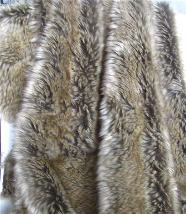Three Color Faux Fur