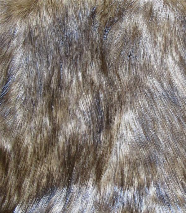 Natural Faux Fur