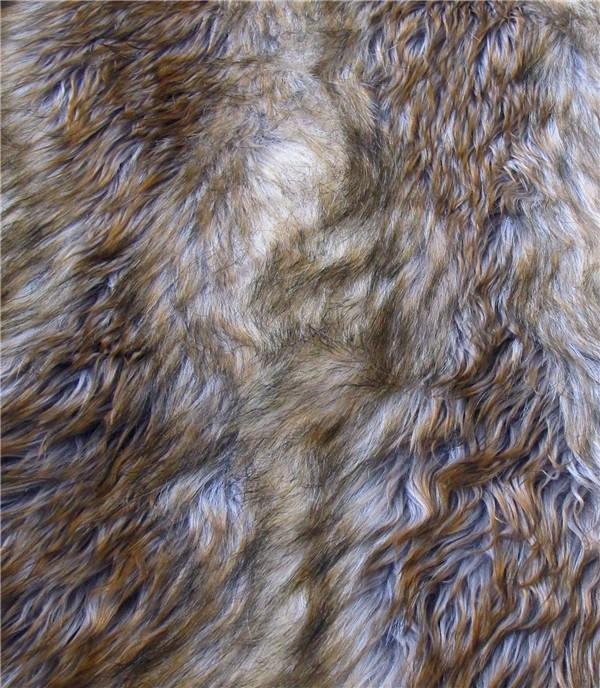 Reservoir Dog Faux Fur