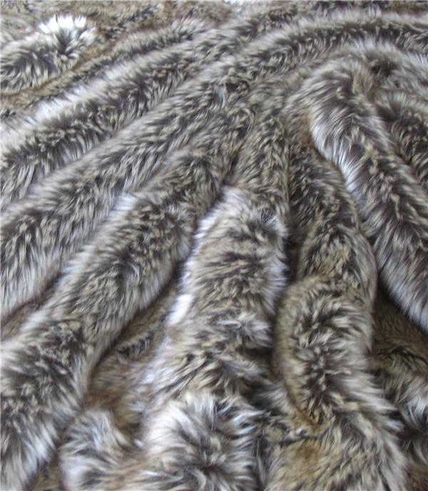 Three Color Faux Fur