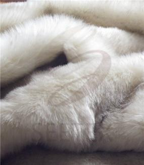 Luxurious furry furnishings